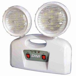 Bloco de Iluminação de Emergência Direcionável 10W Bivolt