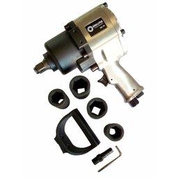 Chave de Impacto Twin Hammer 3/4 Pol. 1.600 Nm com Kit
