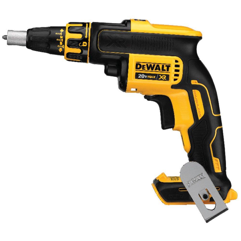 Parafusadeira Drywall 20V MAX 5 à 30Nm Brushless sem Bateria e Carregador