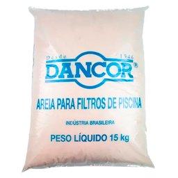 Areia Quartz 15Kg 0.65 a 0.75 mm para Filtro de Piscina