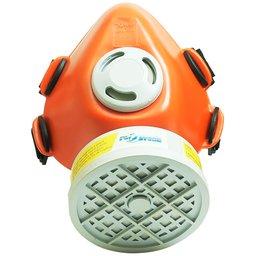 Respirador Facial 1/4 Facial com Filtro Químico VO/GA