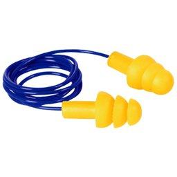 Protetor Auditivo Copolímero Tipo Plug 15 dB com Cordão
