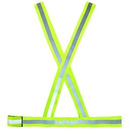 Colete X Refletivo Verde