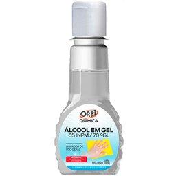 Álcool em Gel 70% 100g