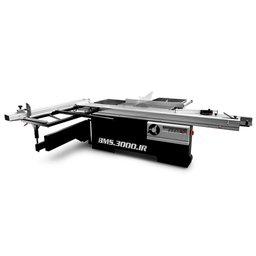 Esquadrejadeira de Precisão Manual 300mm Mono 3CV 2P com Eixo Inclinável e Riscador