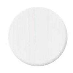 Tapa-Parafuso Adesivo Branco com 12 Unidades