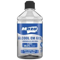 Álcool em Gel 70% Uso Geral 500ml