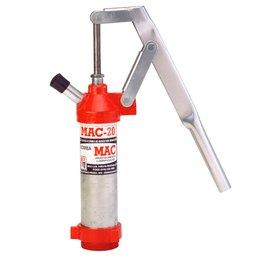 Bomba Manual Rotativa Óleo Lubrificante para Reservatório de até 200 Litros MAC 81-I