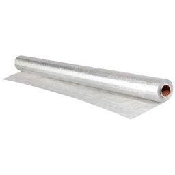 Rolo de Manta Térmica de Alumínio 1 Face 25 Metros