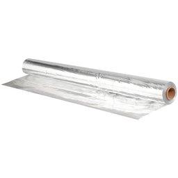 Rolo de Manta Térmica de Alumínio 2 Faces 25 Metros