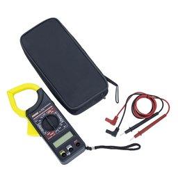 Alicate Amperímetro Digital 9V com Estojo