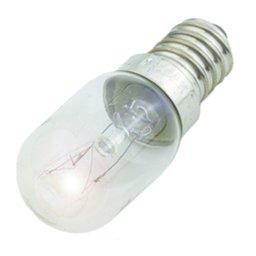 Lâmpada 15W 110V E14 Transparente para Geladeiras e Microondas