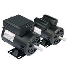 Motor Elétrico Indução Monofásico de Gaiola 1/2CV 4 Polos 110/220V