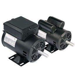 Motor Elétrico Indução Monofásico de Gaiola 1CV 4 Polos 110/220V