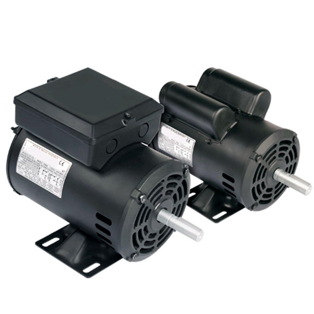 Motor Elétrico Indução Trifásico de Gaiola 2CV 4 Polos 220/380V