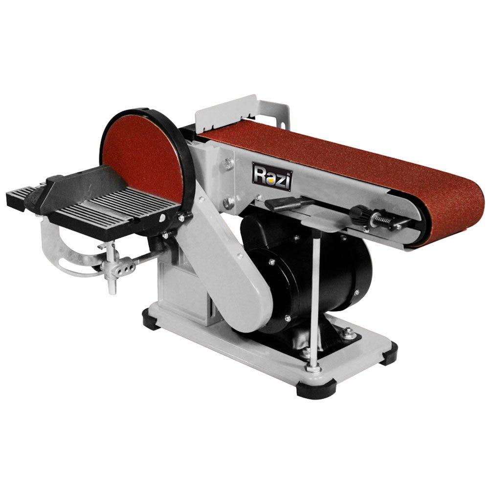 Lixadeira Combinada Fita e Disco 150mm 375W