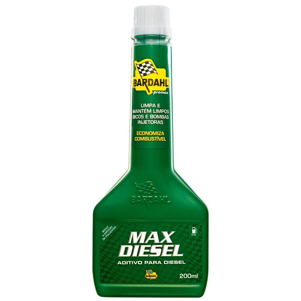 Aditivo para Combustível Max Diesel 200ml