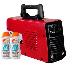 Kit Máquina de Solda Inversora FORTGPRO-FG4123 + 2 Protetores Solar Facial NUTRIEX-61093