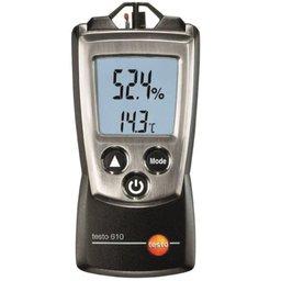 Termohigrômetro para Temperatura e Umidade -10 a +50 °C