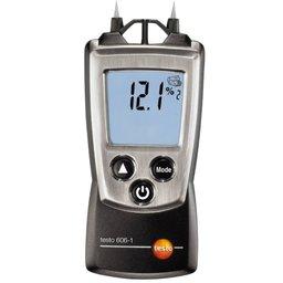 Instrumento de Medição da Umidade em Materiais de Bolso