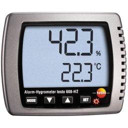 Termohigrômetro para Temperatura e Umidade do Ar