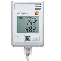 Termômetro -30 a +50 °C Data Logger WiFi Saveris 2-H1