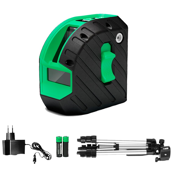 Nível à Laser de Linhas Verdes Armo 2D Green Professional Edition