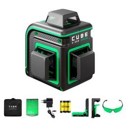 Nível à Laser de Linhas Verdes 3-360 Green Home