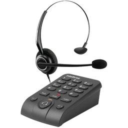 Telefone Headset com Base Discadora HSB 50
