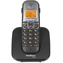 Telefone sem Fio Ramal Preto com Display Luminoso TS 5121