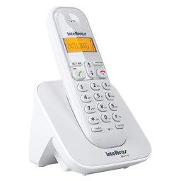 Telefone sem Fio Branco com Display Luminoso TS 3110
