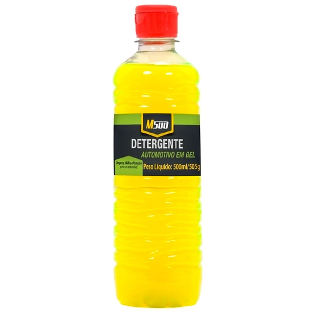 Detergente Automotivo em Gel 500ml