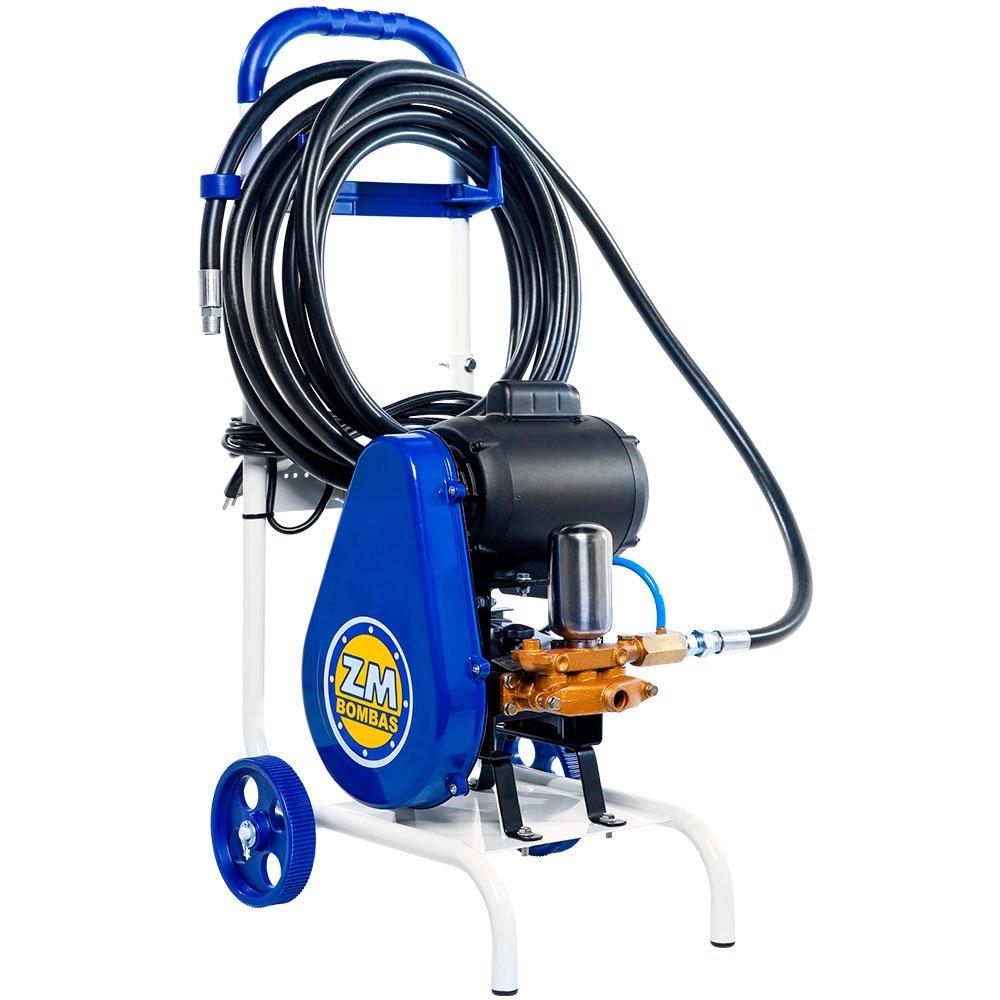 Lavadora de Alta Pressão Motor Weg 1.0CV 130 Libras 14L/min  para Desinfecção e Higienização de Ambientes