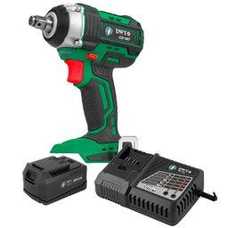 Kit Chave de Impacto DWT-601418070 18V + Carregador DWT-6014180600 + Bateria DWT-6014180400