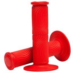 Manopla Cobra II Vermelho para Motos
