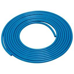 Tubo PU 6 x 4 mm Azul Rolo com 20 Metros