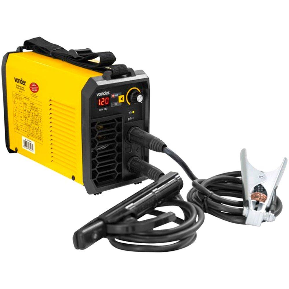 Máquina Inversora de Solda Eletrodo/TIG RIV 122 120A Bivolt