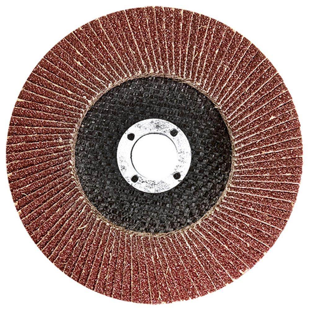 Disco de Desbaste 115x22mm Tipo Flap Grão 40