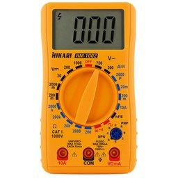 Multímetro Digital 3 1/2 Dígitos a Bateria 9V