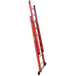 Escada Tesoura Extensiva 2,20x3,80m