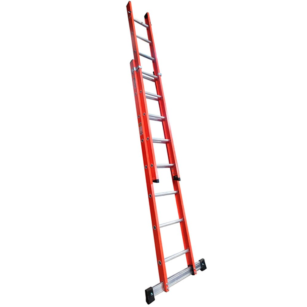 Escada Tesoura Extensiva 2,50x4,40m