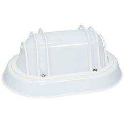 Tartaruga Suprema de Alumínio Branco 40W