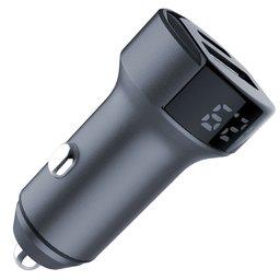 Carregador Veicular Ultra Rápido USB 38W