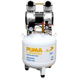 Compressor de Pistão Odontológico 2CV 60L 110V