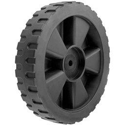 Roda Plástica Maior 257mm para Cortador de Grama
