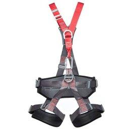 Cinturão de Segurança Paraquedista com Regulagem Total