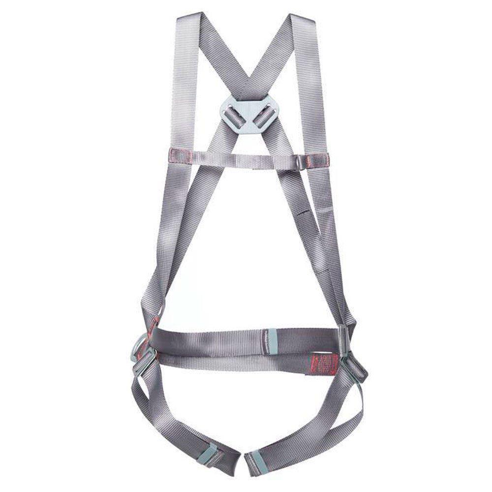 Cinturão de Segurança Paraquedista com 03 Fivelas Duplas de Ajustes