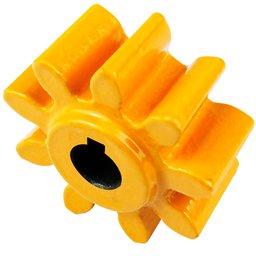 Pinhão para Betoneiras 14mm