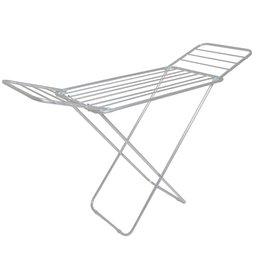 Varal de Chão com Abas Slim em Alumínio 1.43M