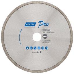 Disco de Corte Diamantado Pro Contínuo 180 x 22,23mm